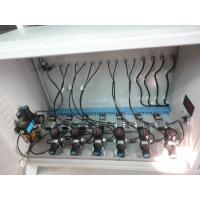 The control box of our machine