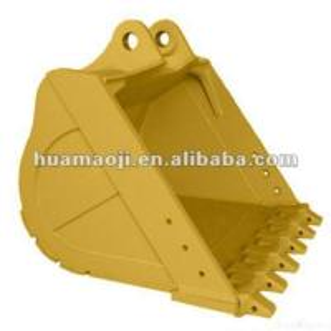 Excavator Rock Bucket For Caterpillar Cat320c Manufactures