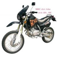 250CC 300CC Dirt Bike with EPA EEC GY300-4 Manufactures