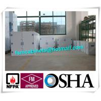 Polypropylene Safety Storage Cabinets For Hazardous Storage Containers Manufactures
