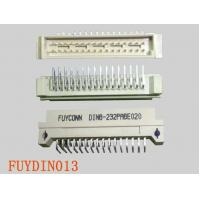 China 2 rows 32 Pin Eurocard Male Right Angel B Type DIN 41612 connector on sale