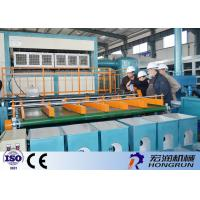 Fully Automatic Egg Tray Machine , Paper Seed Tray Making Machine Rotary Type Manufactures