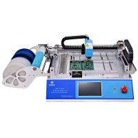 China 29 Feeders 2 Heads CHMT48VA Desktop Automatic SMD / SMT Pick And Place Machine + Double Vision Camera on sale