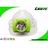 China OLED Water-proof Cap Lamp Mininng 13000lux Portable 200g With IP68 on sale