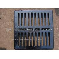 Top-Rated EN124 ductile cast iron manhole cover and gully grate from factory Manufactures