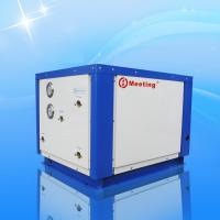 Industrial Cold Climate Water Cooled Heat Pump Geothermal Water To Water Heat Pump For Sale Of