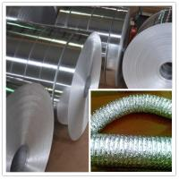 Buy cheap Industrial Aluminum Foil 8011 8079 0.08mm to 0.11 mm for Pipe & Duct with width from wholesalers