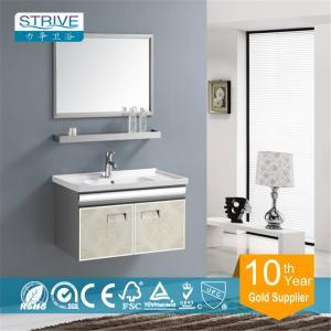 metal bathroom vanity cabinet Manufactures