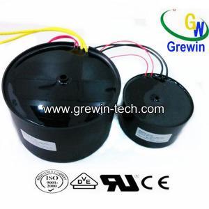 Encapsulated toroidal 50hz 240v 24v 1000va transformer for audio equipment china Manufactures