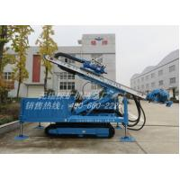 High Power Vibration On Power Head Anchor Drilling Rig Reduce Hole Accidents Manufactures