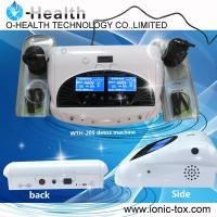 Negative Ion-cleanse Foot Detox Machine , Deep Cleansing Ion Detox Foot Spa Healthy Machine Manufactures