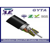 High Quality Armoured custom core metallic strengthen member outdoor cable GYTA Manufactures