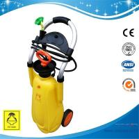 China SH782A-Portable Eye wash 12 litre meets ansi z358.1-2014 yellow color with safety eye wash sign portable eye wash statio on sale