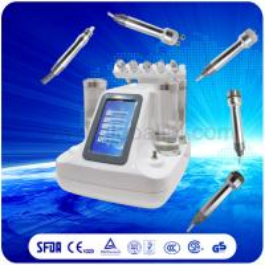 Facial Skin Care Equipment Oxygen Water Jet Peel Machine For Salon Spa