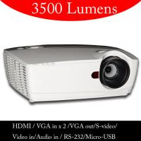 Best Price HD Projector High Lumen With HDMI RS232 VGA PC For Computer DVD PS Wii Xbox Manufactures