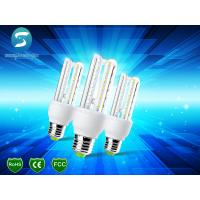 U Shape LED Household Light Bulb Lamp , Institution Buildings 1130Lm 12 Watt LED Bulb Manufactures