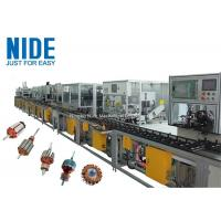 High Effieciency Rotor Winding Machine Rotor Manufacturing Assembly Line Manufactures