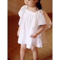 Angou Ins Baby Girls Sets Flare Sleeve Top and ruffles Pants 2pcs Toddler
