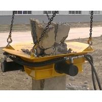 China Modular Hydraulic Concrete Breaker , Sany Cylinder Crushing Pile Cutter Machine on sale