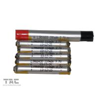 Buy cheap 3.7V LIR68500 / LIR68430 E-cig Big Battery For Ego Ce4 Kit 110mAh ROHS Approved from wholesalers