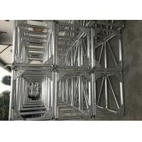 High strengthen Aluminum Stage Truss , Square Screw Trade Show Truss Manufactures