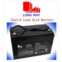12V100ah Solar System Car Computer UPS Electric Power Lighting Electric Bicycle VRLA Lead Acid Battery UPS Batteries Manufactures