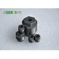 Outer Hexagon PDC Drill Bit Tungsten Carbide Thread Nozzle For Petroleum Industry Manufactures