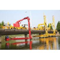 China 18m Bucket type Bridge Inspection truck Easy Access  Easy Operation Safety wholesale