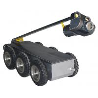 Pipeline Inspection ROV VVL-A200,Minimum internal pipe diameter can reach 200mm Manufactures