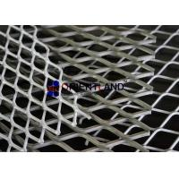 China Anti Rust Stretched Metal Mesh , Galvanized Expanded Mesh Cladding Free Sample on sale