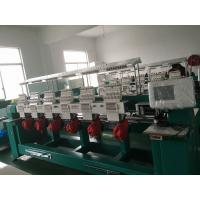 Multi Functional Clothing Embroidery Machine Lowest Power Consumption Manufactures