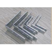 Durable Sign Making Tools , Zinc Alloy Corner Joint Connector For Aluminum Sign Profile Vertical Model Manufactures