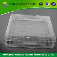 China Divided Lunch Containers , Disposable Meal Containers Sushi Box on sale