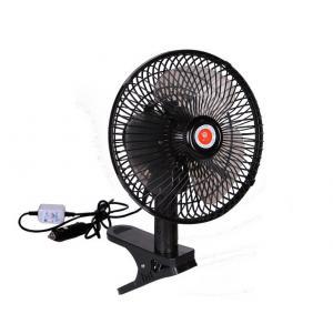 Plastic Back Guard 12V/24V Car Cooling Fan OEM Service Color Box Manufactures