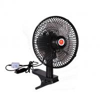Buy cheap Plastic Back Guard 12V/24V Car Cooling Fan OEM Service Color Box from wholesalers