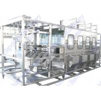 High Efficiency PET Bottle Filling Machine , Drinking Water Bottle Plant Manufactures