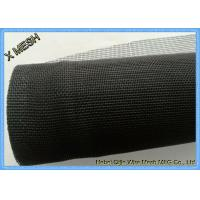 20mesh X 0.18mm Soft Black Stainless Steel Insect Screen / Fly Screen Wire Mesh For Harsh Environments Manufactures