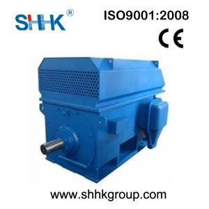 3kv 6kv 10kv YRKK Wound rotor slip ring motor 185-4500kw Manufactures