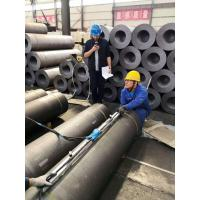 High Power Graphite Electrode with diameter 350-700mm Manufactures