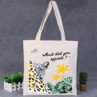 Custom Printing Foldable Shopping Bag Portable Promotional Cotton Bags Manufactures