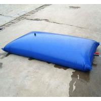 Quality Recycling Plastic Water Storage Tanks / Soft Collapsible Water Bladder Tanks for sale