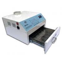 Hot air + Infrared 2500w Reflow Oven BRT-420 300*300mm SMD BGA Rework Station Manufactures