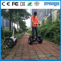 Adults Off Road 2 Wheel Self Balancing Scooter With Remote Control Manufactures