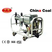 ZBQ 50 / 6 Pneumatic Injection Pump High Flow Rate Air Injection Pump for Mine Tunnel Subway Manufactures