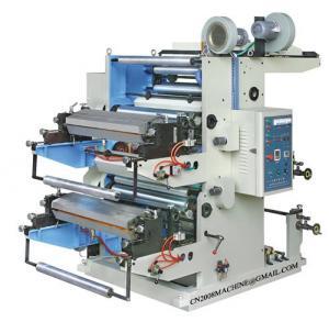 China YT Series Two Color Flexo Printing Machine on sale