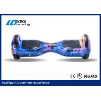 Electric Standing 10 Inch 2 Wheel Self Balancing Scooter Hoverboard With Bluetooth Manufactures