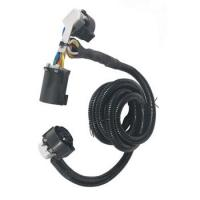 China US Type Electrical Trailer Wiring Harness 7 Way T Connector Cable Length 2m on sale