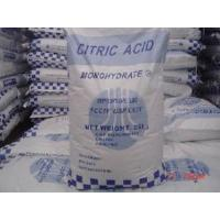 Food Grade Citric Acid Anhydrous Manufactures