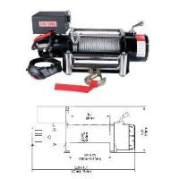 Electric Winch, Model#EWS12000 Manufactures