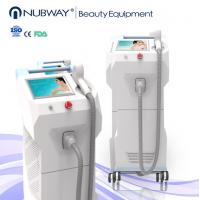Sapphire contact cooling system 808nm diode laser hair removal machine CE approved Manufactures